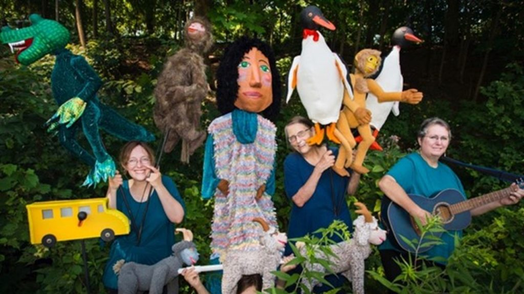 Shenanigans: Animals in Charge! A Drive-In Puppet Show! FREE!